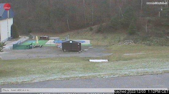 Webcam de Plejsy a las 2 de la tarde ayer