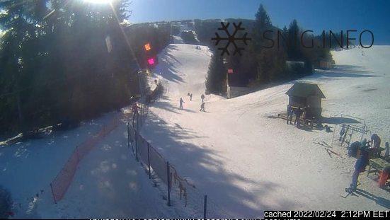 Podobovets webcam at 2pm yesterday