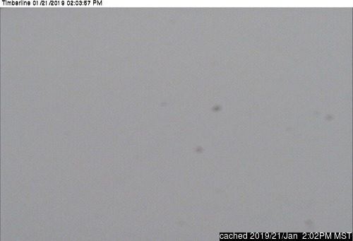 Powder Mountain webcam at 2pm yesterday