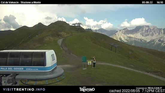 Webcam Live pour Pozza di Fassa