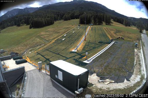 Webcam de Puchberg am Schneeberg/Salamander a las 2 de la tarde ayer