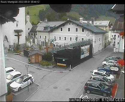 Webcam Live pour Rauris