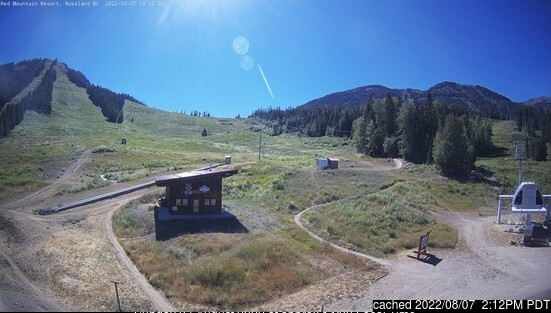 Webcam de Red Mountain Resort a las doce hoy