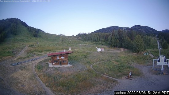 Live webcam per Red Mountain Resort se disponibile