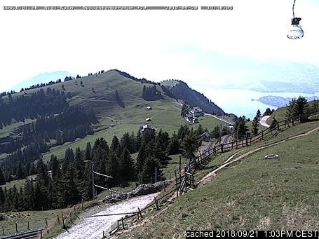 Webcam de Rigi à 14h hier