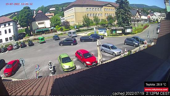 Rokytnice nad Jizerou Webcam gestern um 14.00Uhr