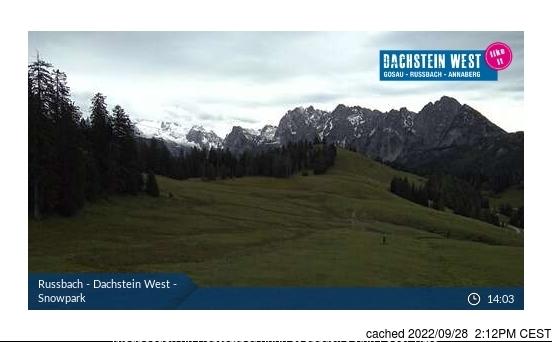 Κάμερα σε Rußbach στις 2μμ χθές