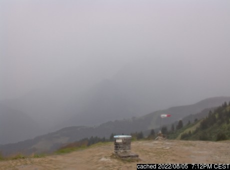 Live Webcam für Saint Gervais