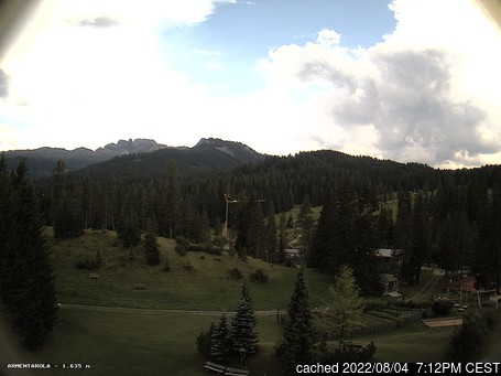 Webcam en vivo para San Cassiano (Alta Badia)
