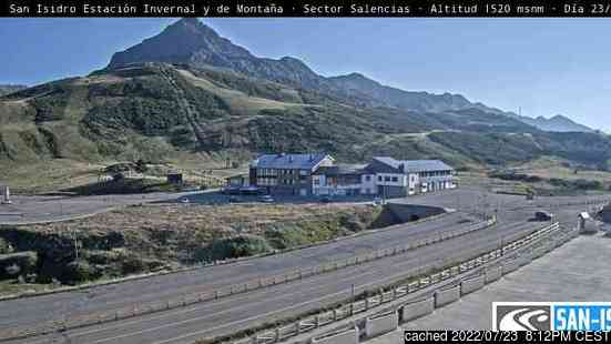 Live webcam per San-Isidro se disponibile