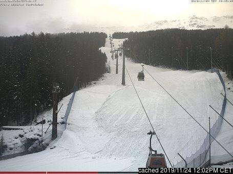 dün saat 14:00'te Santa Caterina Valfurva'deki webcam