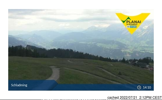 Webcam de Schladming à 14h hier