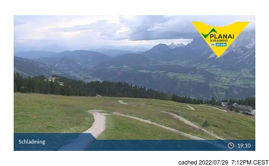 Webcam Live pour Schladming