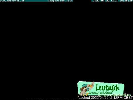 Seefeld webcam at 2pm yesterday