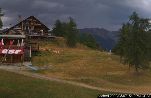 Live Webcam für Serre Chevalier