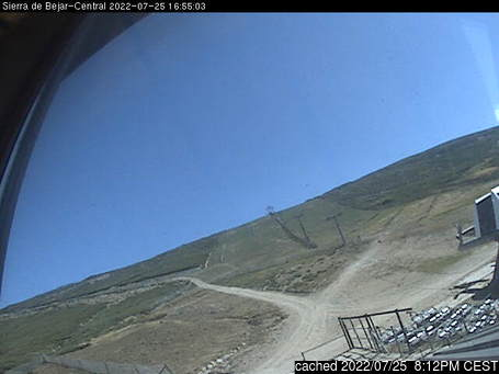 Live webcam per Sierra de Béjar - La Covatilla se disponibile