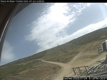 Webcam en vivo para Sierra de Béjar - La Covatilla