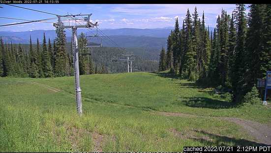 SilverStar webcam at lunchtime today
