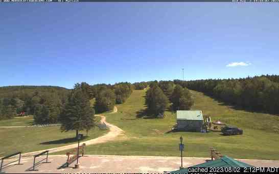 Ski Martock webcam at 2pm yesterday