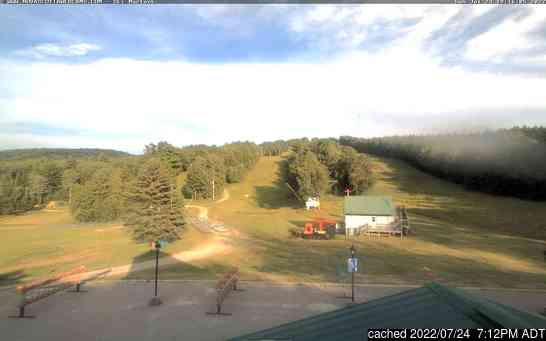 Live Snow webcam for Ski Martock