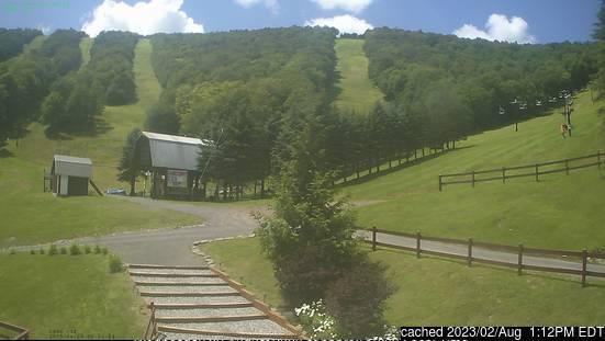 Ski Plattekill webcam heute beim Mittagessen