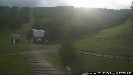 Live webcam per Ski Plattekill se disponibile