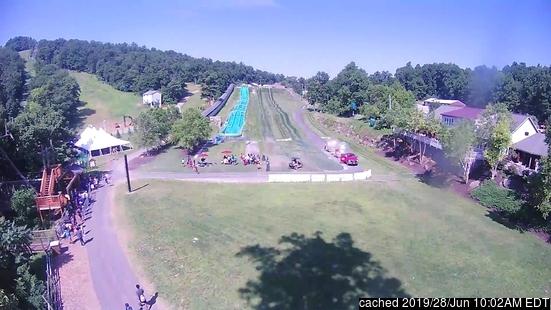Ski Roundtop webcam hoje à hora de almoço
