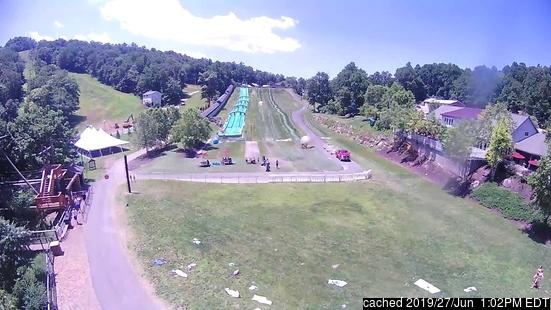 Webcam de Ski Roundtop à 14h hier