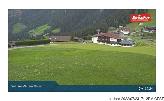 Live webcam per Söll se disponibile