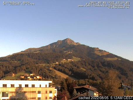 Live webcam per St Johann in Tirol se disponibile