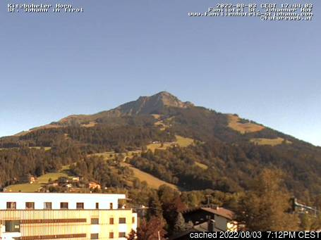 Webcam en vivo para St Johann in Tirol