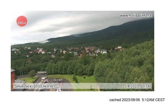 Live Sneeuw Webcam voor Starý Smokovec