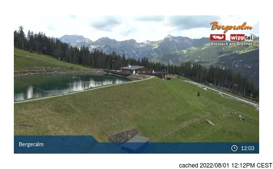 Live webcam per Steinach/Silbersattel se disponibile