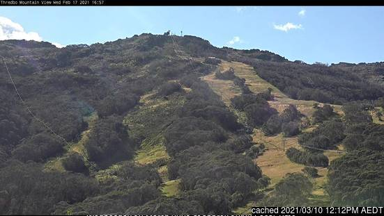 Thredbo webcam at 2pm yesterday