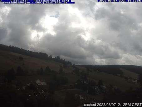 Live Sneeuw Webcam voor Todtnauberg