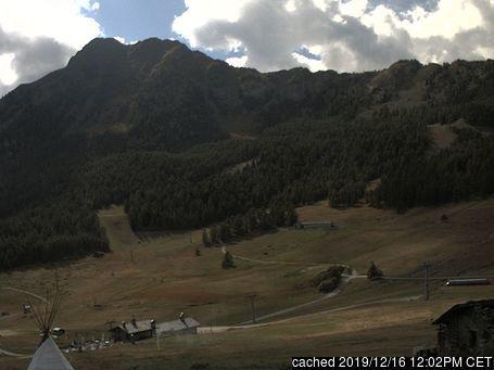 Webcam de Torgnon à midi aujourd'hui