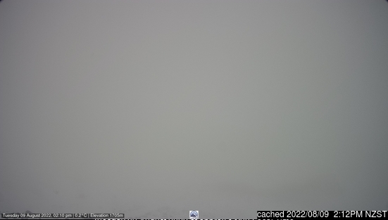 Tukino webcam at 2pm yesterday