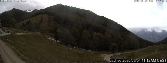 Webcam de Unterbäch a las doce hoy