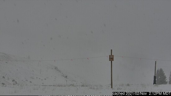 Vail webcam at lunchtime today