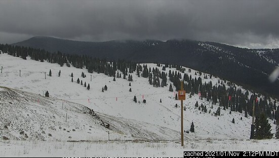 Vail webcam at 2pm yesterday