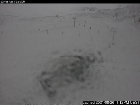 Valdezcaray webcam at 2pm yesterday