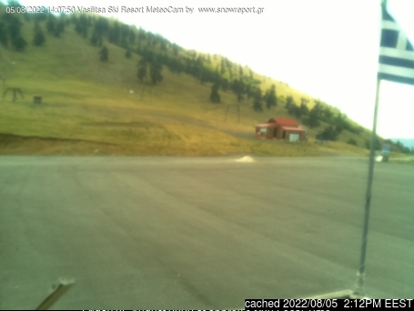 Vasilitsa webcam at lunchtime today
