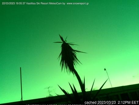 Vasilitsa Webcam gestern um 14.00Uhr