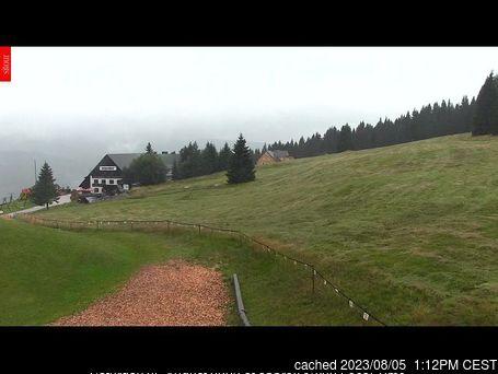 Velká Úpa webcam at lunchtime today