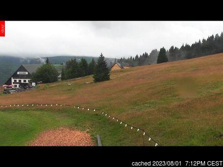 Live Webcam für Velká Úpa