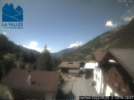 Webcam de Verbier à 14h hier