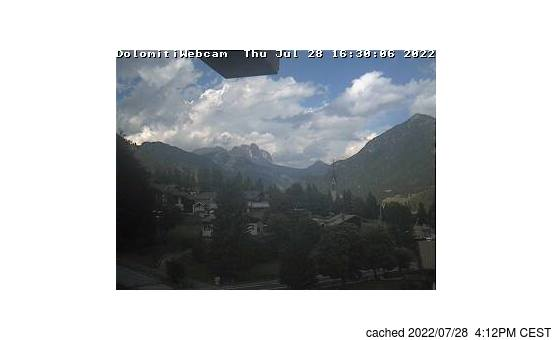 Live Snow webcam for Vigo di Fassa