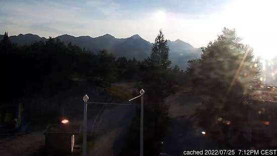 Live webcam per Vogel se disponibile