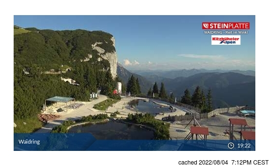 Live webcam per Waidring se disponibile