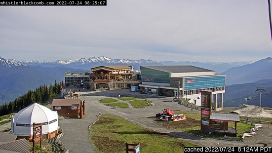 Live Webcam für Whistler Blackcomb